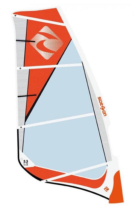 Side On Windsurf Monofilm/Xply Sail 5.0 m2