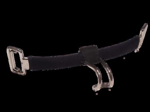 Windsurf Harness Spreader Bar 10''/12'' Stainless Steel Marine Grade