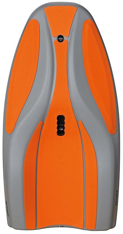 Elvasport Bodyboard Finboard X3 Orange