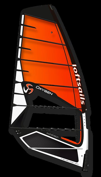 Loftsails Windsurf Sail Oxygen 2021 Orange