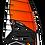 Thumbnail: Loftsails Windsurf Sail Oxygen 2021 Orange