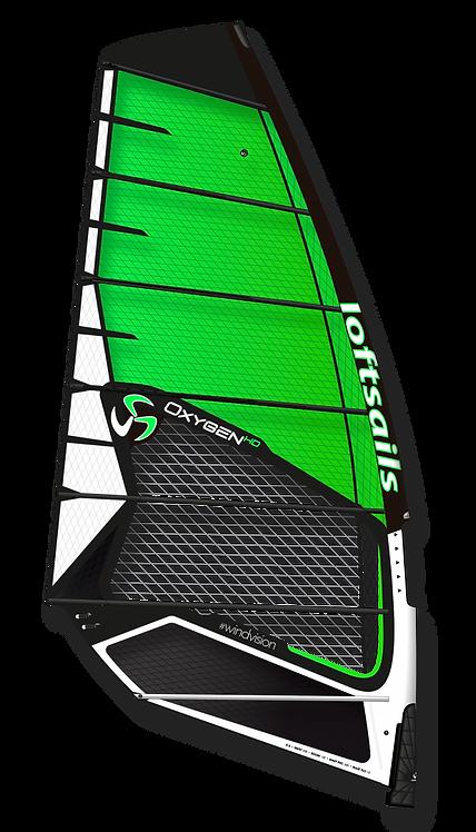 Loftsails Windsurf Sail Oxygen HD 2021 Green