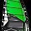 Thumbnail: Loftsails Windsurf Sail Oxygen HD 2021 Green