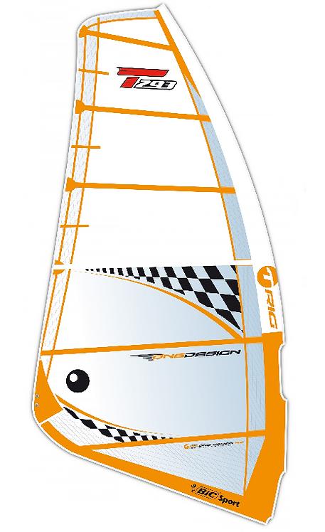 Bic Techno 293 One Design Sail 6.8 mod.2019