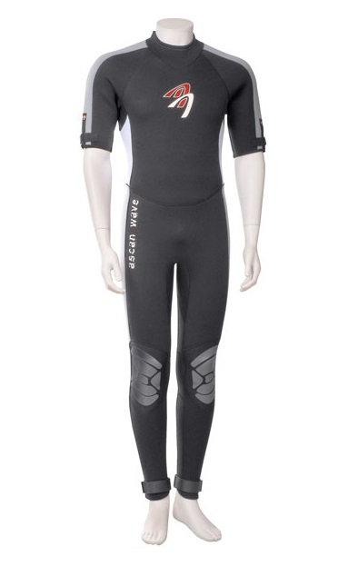 Ascan Wave Shortarm Wetsuit 4/3 Men