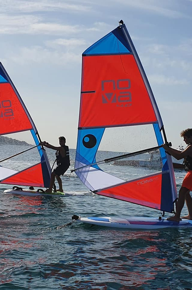 Windsurf School Greece
