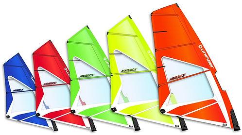 Unifiber Maverick HD Windsurf Sail Dacron 1.5 up to 3.5