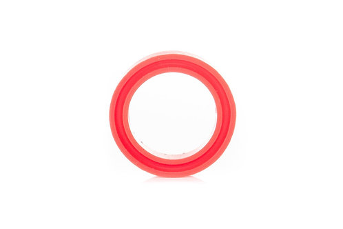Action Pump Rubber Ring ID21 x OD30 x Height 5mm Red