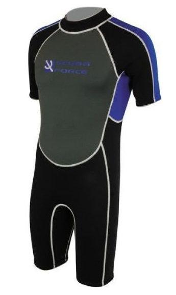 X-Dive Torre 3mm Wetsuit 3mm Shorty Back Zip