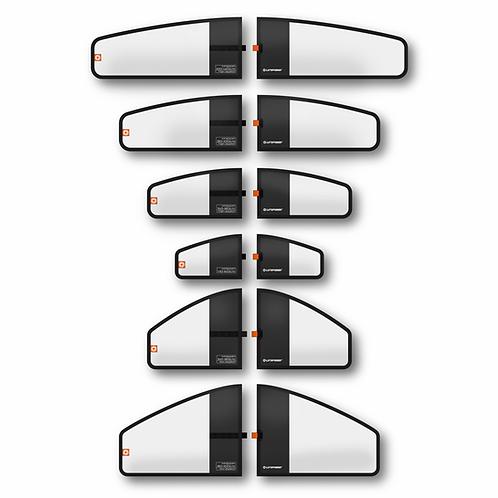 Unifiber Foil Wing Cover Bag Range 40-60cm / 60-80cm / 80-100cm