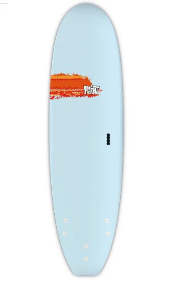 "Surf Board 7'0"" Bic Surf PAINT MAGNUM"