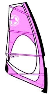 Unifiber Windsurf Sail Dacron/Mylar Experience Evo 3.0m2