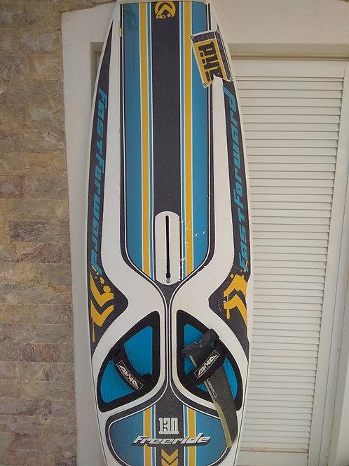 Used AHD Easyride 130L Windsurf Board 253x72cm 7.8kg (Private Ownership))