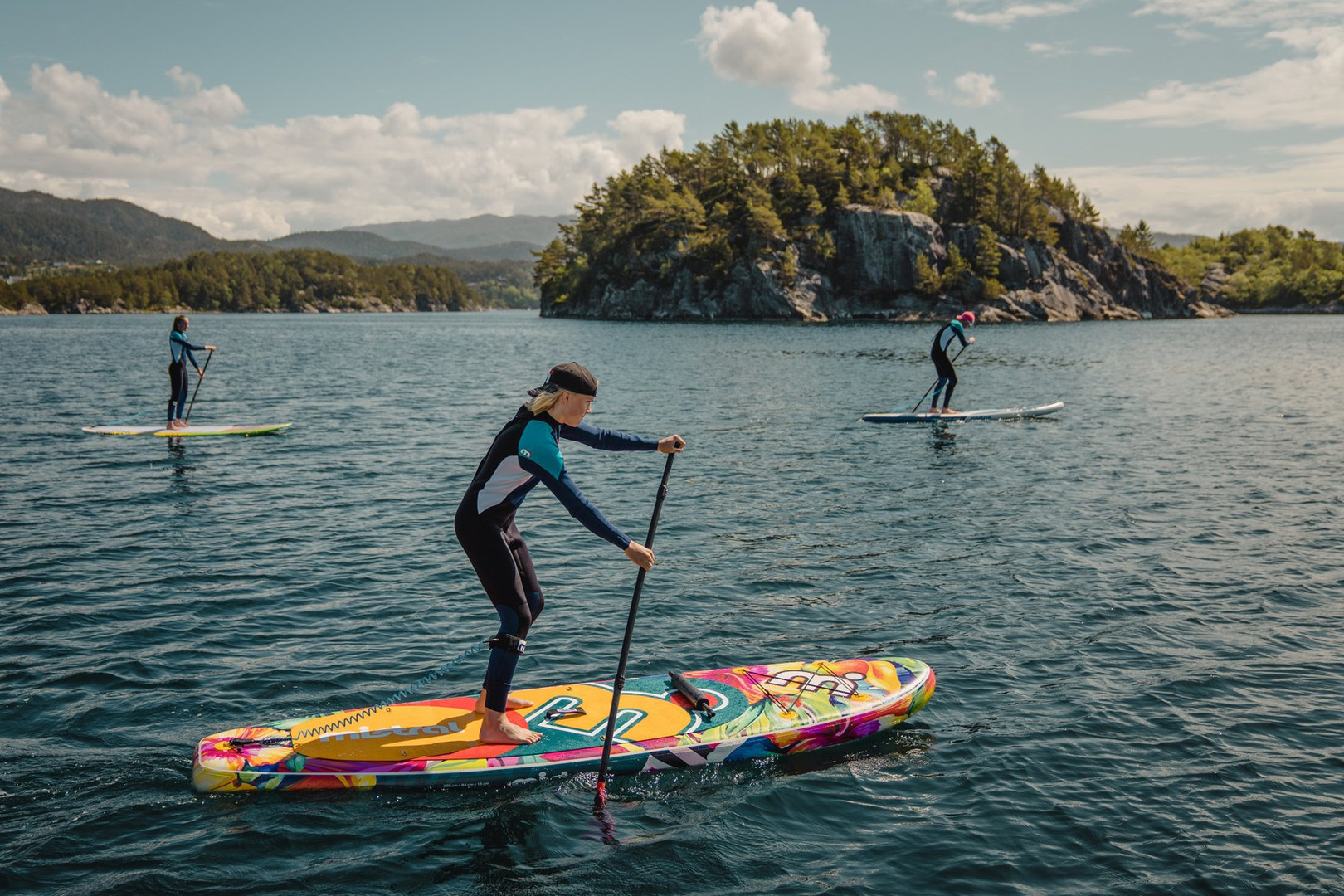 Mistral Inflatable SUP