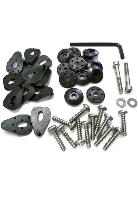 Βic Techno 293 One Design Set Of Screws x12