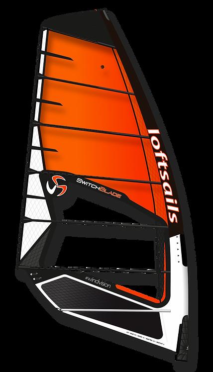 Loftsails Windsurf Sail Switchblade 2021 Orange