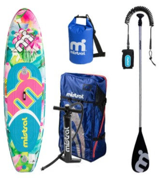 Mistral Tempo Double Chamber Inflatable Board 10'5''
