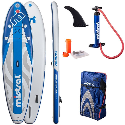 Mistral Inflatable SUP Adventure 10'5''