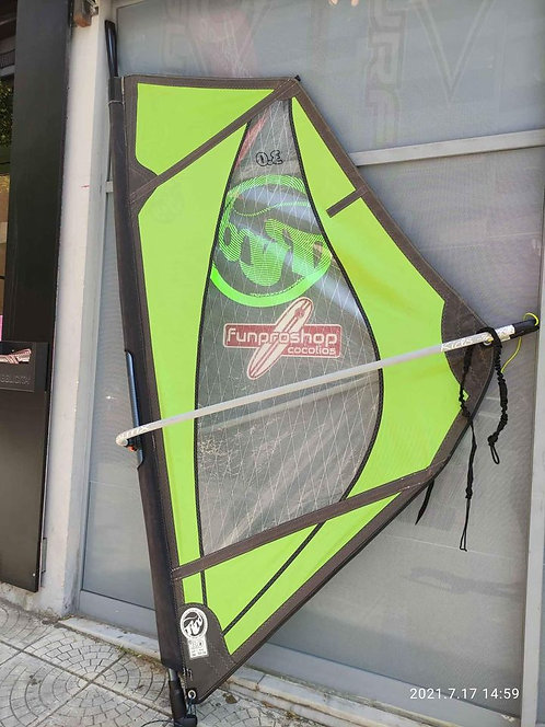 Used RRD Easyride Rig 3.0m2 (Used Sail, New Boom, New Mast, New Cup, New Uphaul)