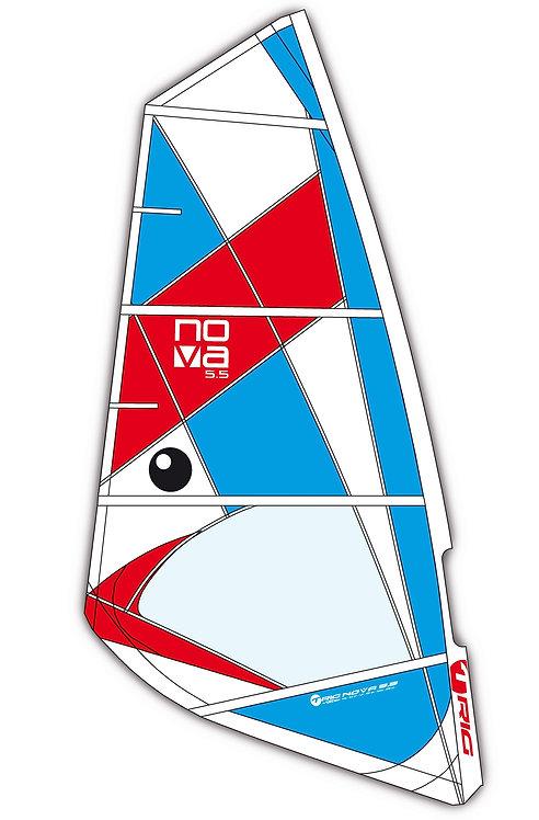 Bic Nova Windsurf Sail Dacron/Mylar PVC Panel