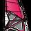 Thumbnail: Loftsails Windsurf Sail Purelip 2021 Fuchsia