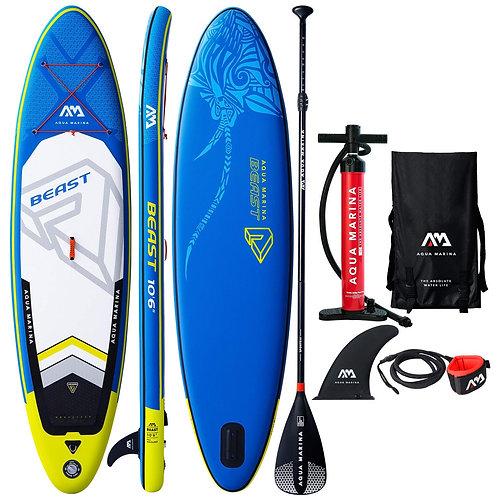 "Aqua Marina BEAST - Inflatable SUP 10'6"""