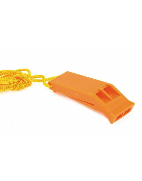 Emergency Safety Whistle