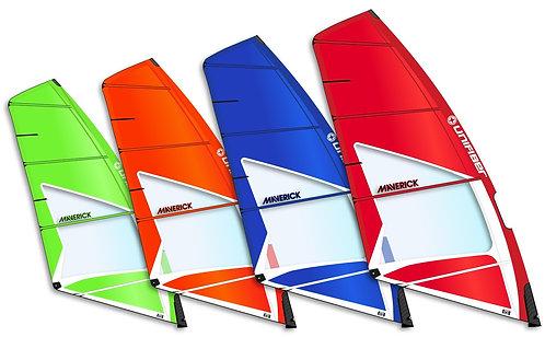 Unifiber Maverick HD Windsurf Sail Dacron 4.0 up to 5.8 m2