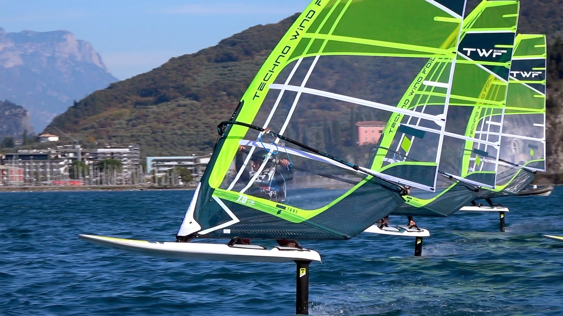 Tahe Techno Wind Foil
