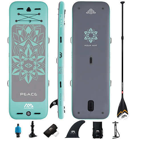 SUP Paddle Board Aquamarina PEACE 300cm – Yoga iSUP