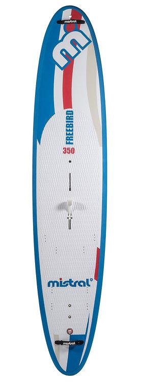 Mistral Wind/SUP Board Freebird Funboard 350cm x70cm 218L