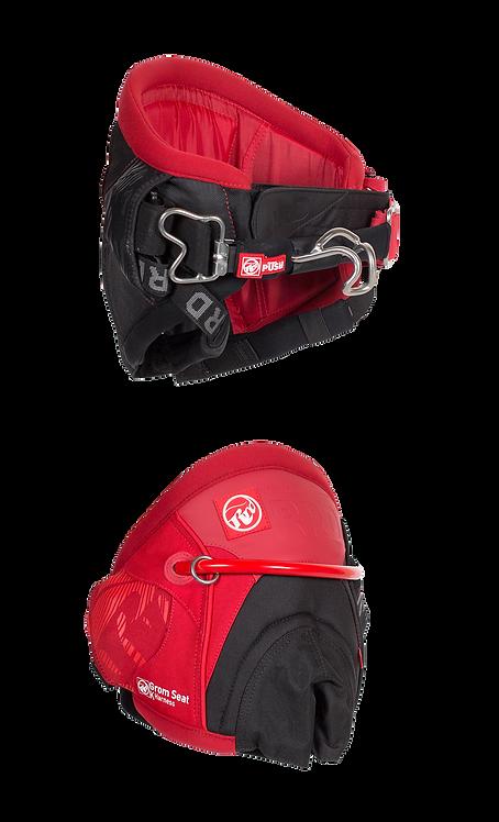 RRD Grom Seat K Kid Red Seat Harness - Junior/Kid