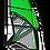 Thumbnail: Loftsails Windsurf Sail Wavescape 2021 Green