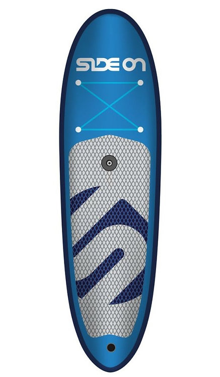 Side On Inflatable Board Double Skin 180L SUP/Windsurf