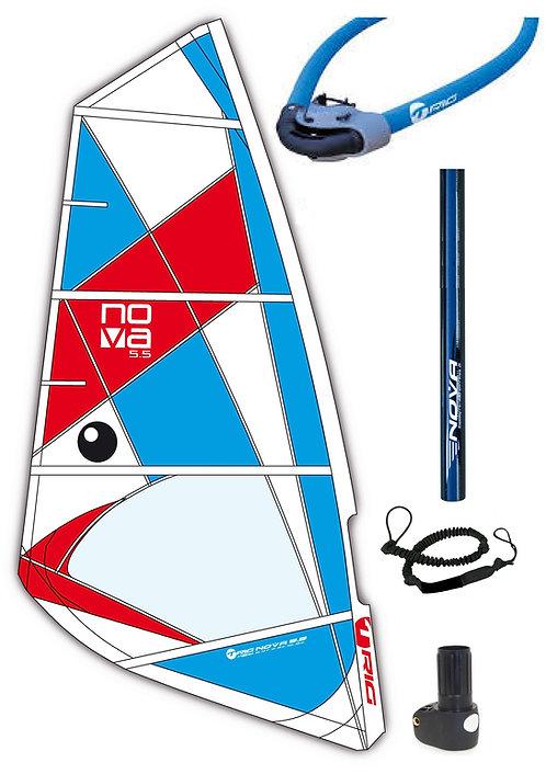 Bic Windsurf Dacron Rig 4.0 m2 / 4.5 m2 / 5.0 m2 / 5.5 m2 / 6.0 m2