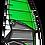 Thumbnail: Loftsails Windsurf Sail Switchblade 2021 Green HD