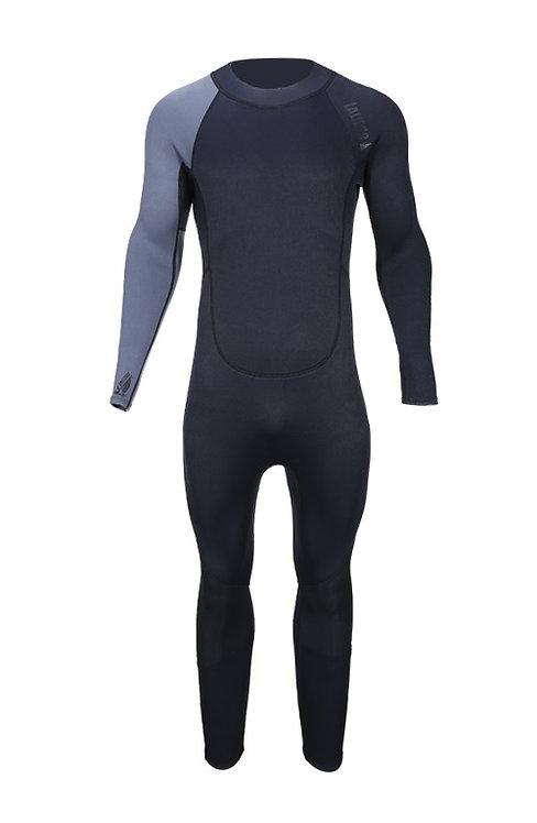 3/2 Autumn/Spring Lalizas Wetsuit for Surf, Windsurf, SUP