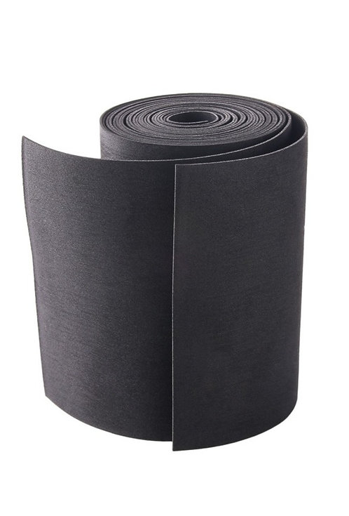 Unifiber Boom Grip Tubes Repair EVA Black - 2 strips 200 x 13,5 cm x 1 mm