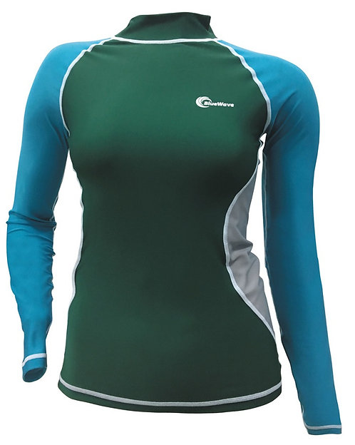 Bluewave Rashguard Long Sleeve Women