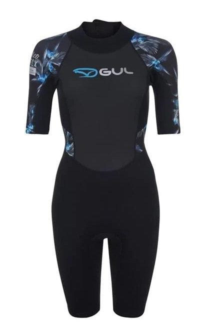 Gul Contour Wetsuit Ladies Shorty 2/2 Wetsuit 2.0 mm
