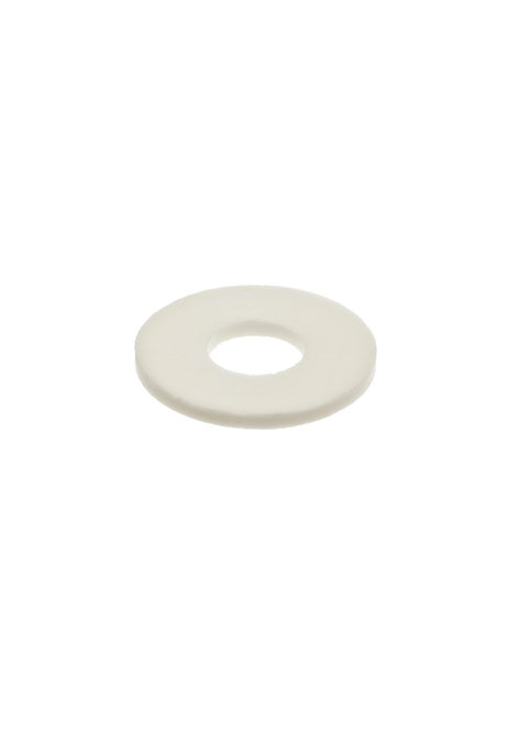 Windsurf Fin White Plastic 6M Washer 19mm x 2mm