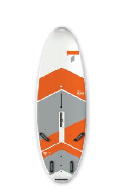 Windsurf Board Wind Bic Beach 160D 255x82cm 160L