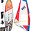 Thumbnail: Complete T293 Revival Edition Windsurf Bic Board 205L & Dacron/Maylar Rig