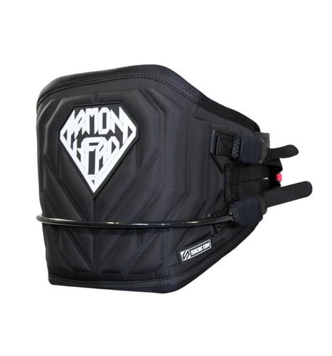 ION Surf Waist Harness Radium Curv 10 black 2019
