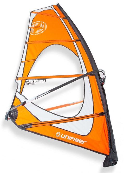 Unifiber Windsurf Experience EVO Dacron Windsurf Rig 1.5m2