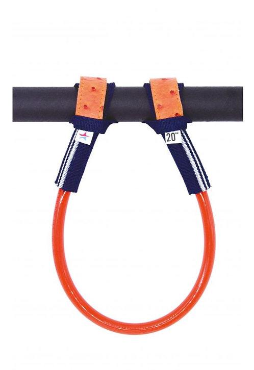 Pat Love Fixed Windsurf Harness Lines 26'' Orange