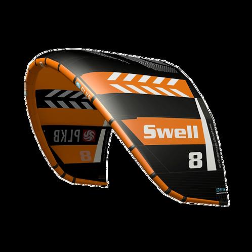 Peter Lynn Kite PLKB Swell V4 orange-black