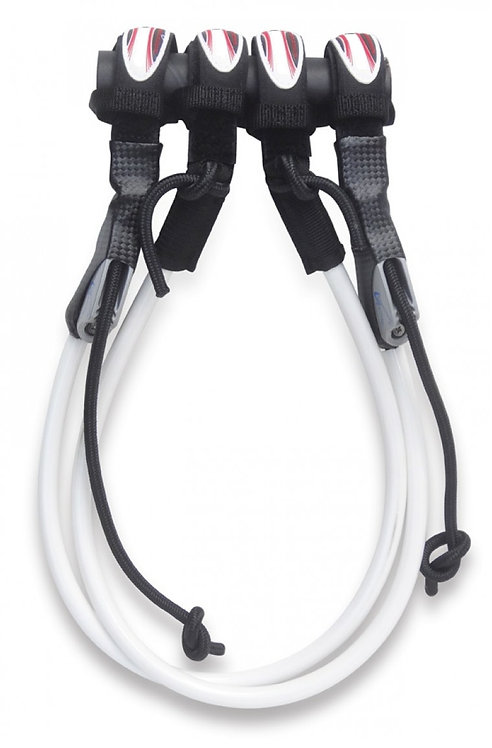 NX Race Clamcleat® Harness Lines Regatta