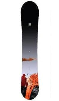 Flow 'Zen' 161 Freestyle Snowboard Deck