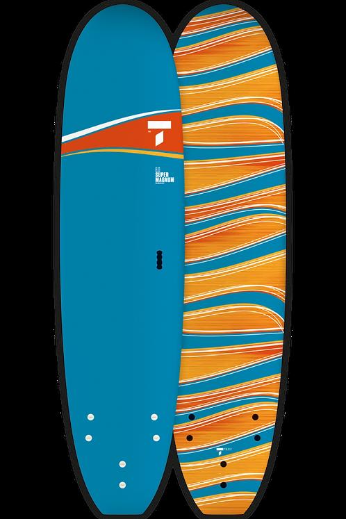 "Surf Board 8'0"" Tahe Surf Paint Super Magnum Surfboard"
